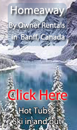 ski in out by owner vacation rentals in banff